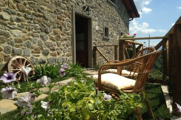 #garden Suite with #wellness #tuscany #casentino #itrebaroni