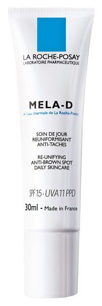 mildert pigmentflecken Mela-D Tagespflege
