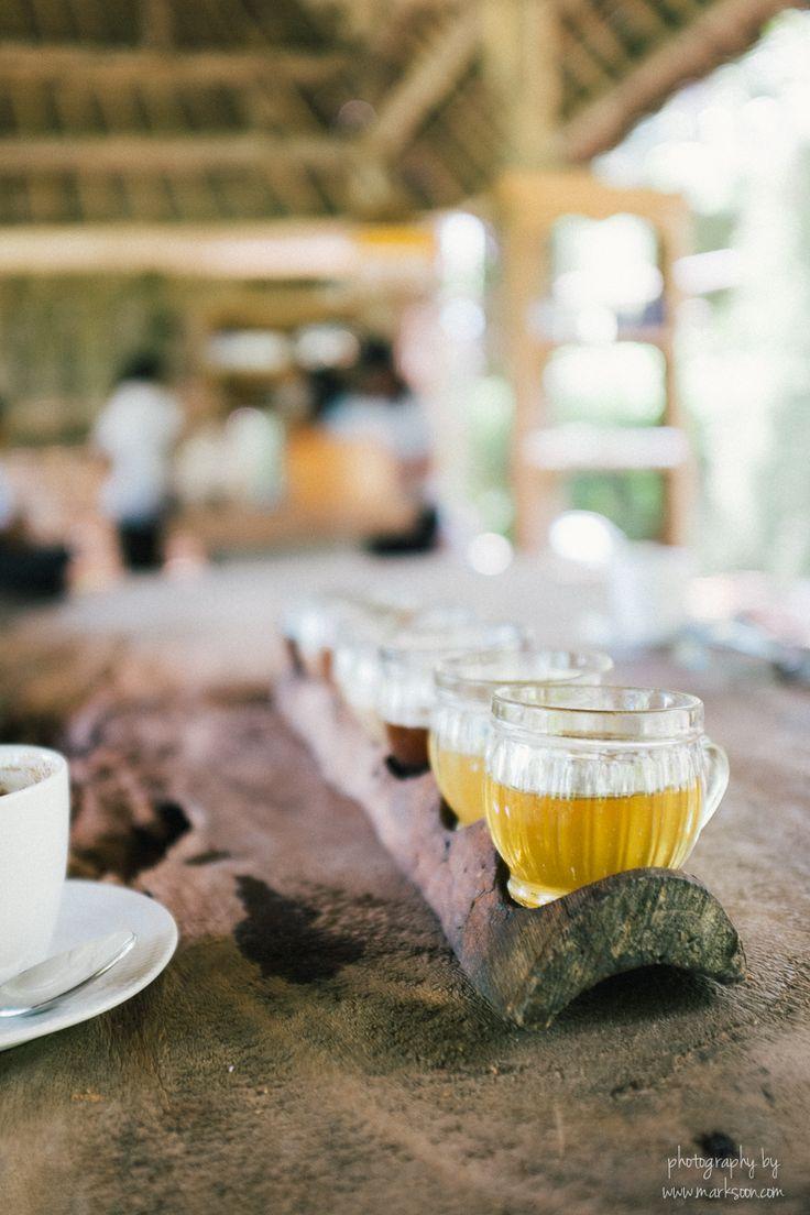 Kopi Luwak: Balinese style coffee at the hills of Ubud.