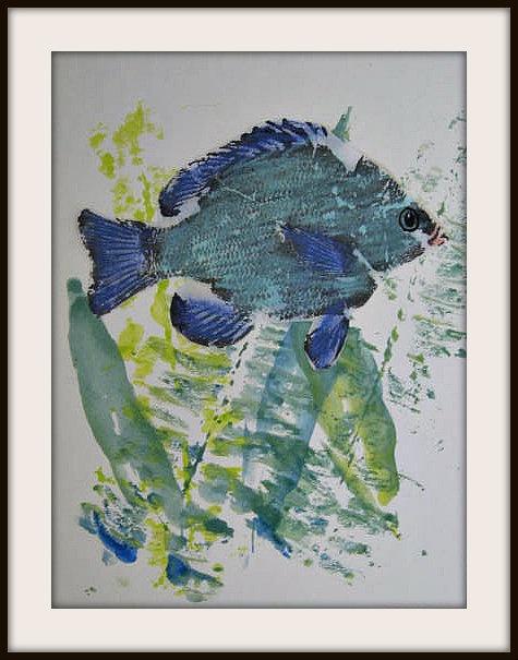 MaryMaking: Gyotaku Explorations