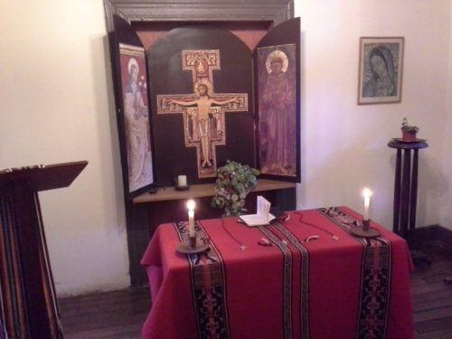 La Cruz de San Damiano que Habló a Francisco de Asís