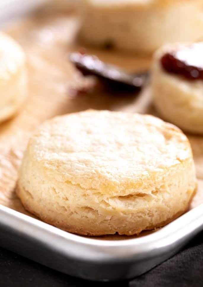 Gluten Free Cream Cheese Buttermilk Biscuits Gluten Free Sweets