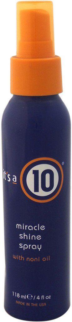 It's A 10 - Miracle Shine Spray Spray 4 oz. - 1 Units