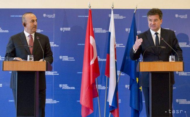 VIDEO: LAJČÁK: Slovensko podporuje ambície Turecka stať sa členom EÚ - Slovensko - TERAZ.sk