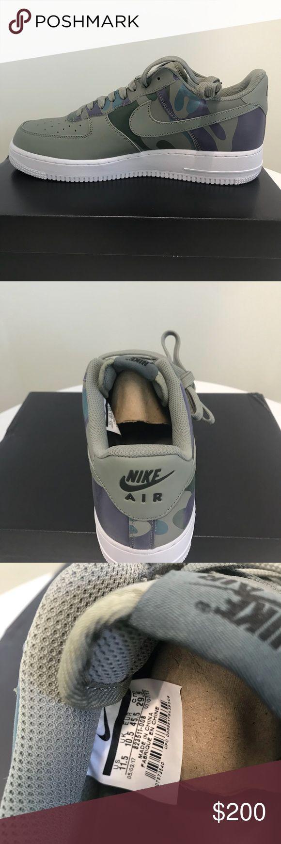NIB Men's Nike original Air Force 1 sz 11.5 Never been worn Nike Air Force 1 in Camo Men's 11.5 Nike Shoes Sneakers