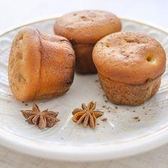 Svačinové muffiny špaldová mouka
