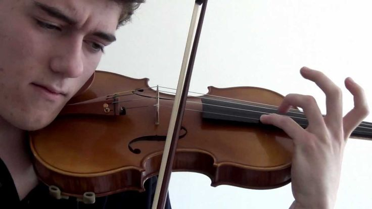 Stepan Grytsay / Albinoni - Adagio in G minor [Violin & Organ]