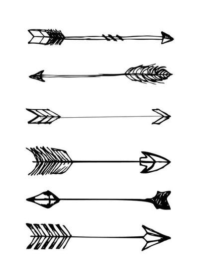 arrow tattoo meaning | Tumblr