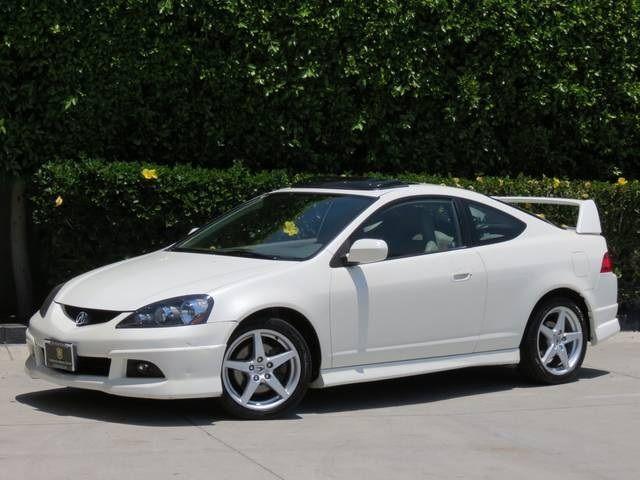 Acura RSX Type-S White