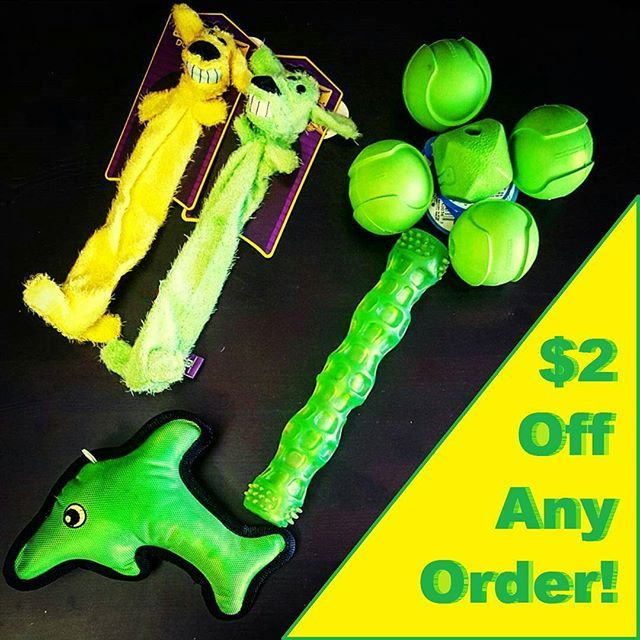Enjoy a #FLASHSALE this #stpatricksday from #KaiKrates!  Use #promocode STPATRICK today only for $2 off any order at www.kaikrates.com!  #dogs #dogsubscriptionbox #dogstagram #dogmom #doglove #puppysubscriptionbox #puppies #puppiesofinstagram #teamkai #subscriptionboxaddict #subscriptionbox #dogtoys #petsofinstagram #sale #discount #petbox #subscribe #dogmommy #dogsofinstagram #dogmoms #dog #pawsome #lovemydog #puppylove #couponcommunity #coupons