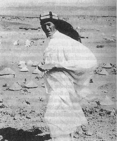 Lawrence von Arabien vs. Kara Ben Nemsi?
