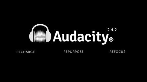 Audacity For Beginners 2020 Introduction To Audacity 101 In 2020 Logo Design Branding Fonts Brand Fonts List Template