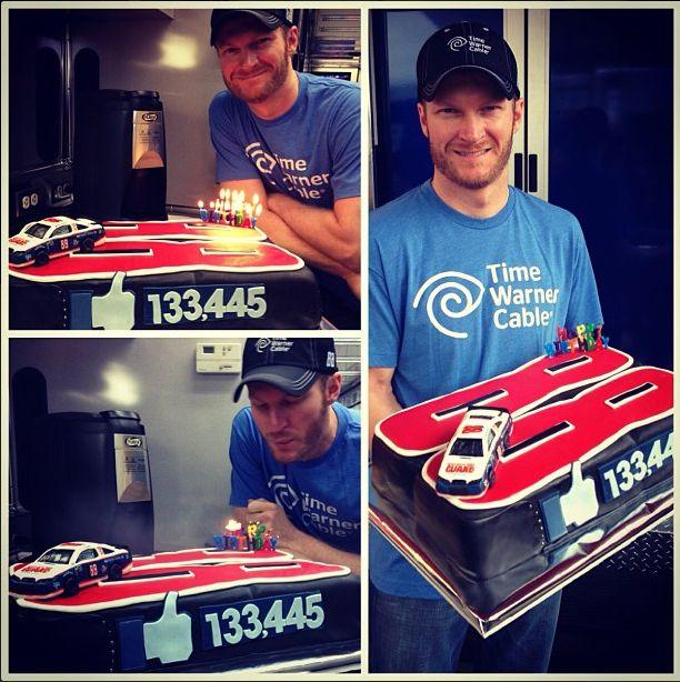 Epic Birthday Cake!