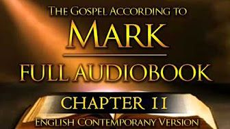 Audio bible book of Mark chapter 1-16 - YouTube
