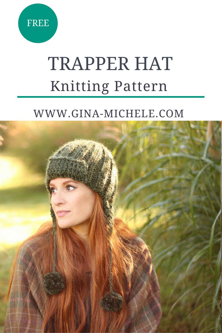 Knit And Purl Pattern : 17 Best images about knit hats and head bands on Pinterest Baby hats, Ravel...
