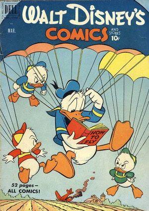 Donald Duck - Carl Barks