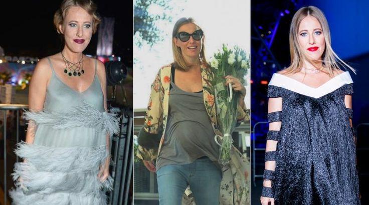 У Ксении Собчак будет двойня? Последние фото беременной Собчак подтверждают мнение