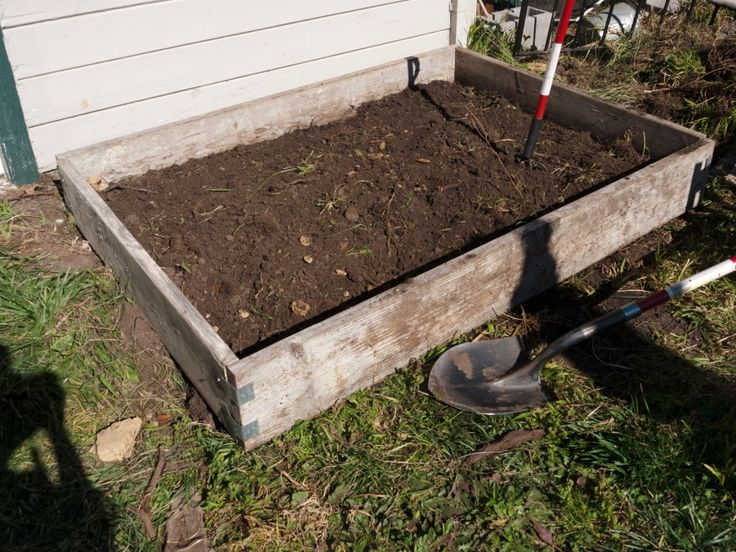 How To Build Raised Garden Beds If You're Cheap And Lazy 400 x 300