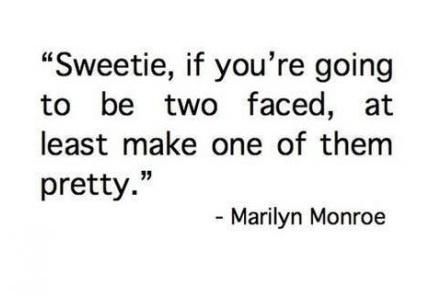 Marilyn Monroe Phrase