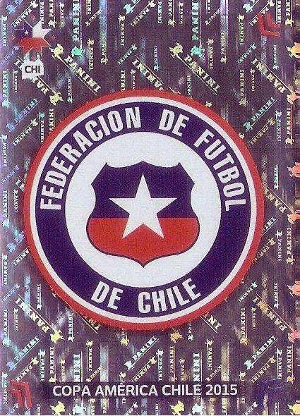 021 - Badge - Chile - Copa America 2015