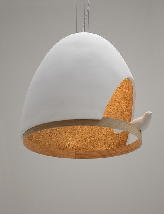 BIRD lamp by Olivier Jean-François Chabaud