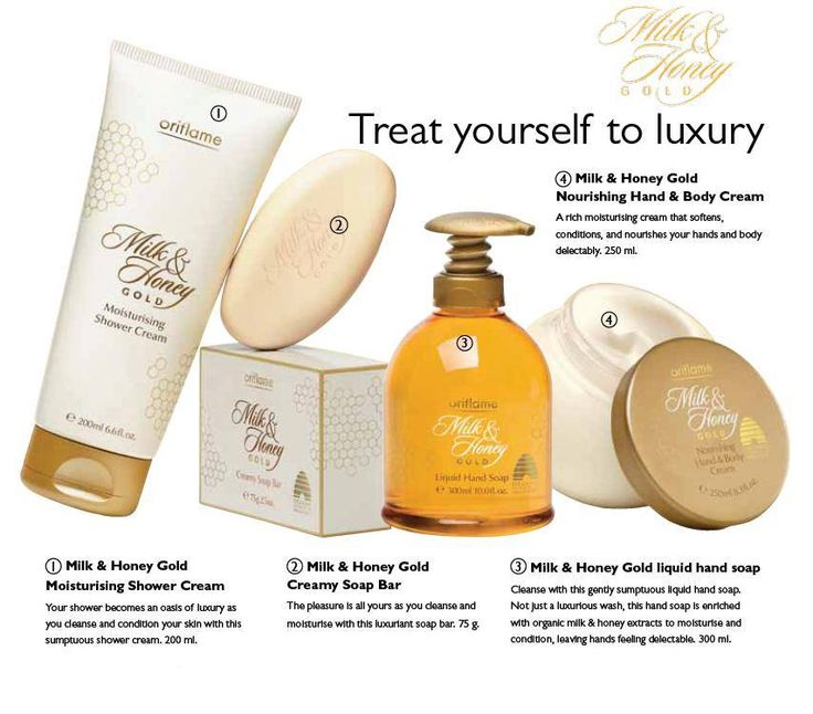Milk & Honey Gold - ORIFLAME