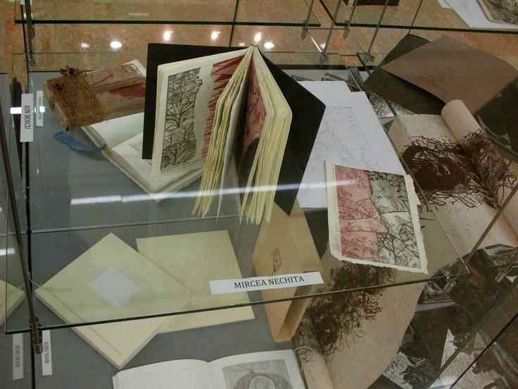 carte bibliofila 2. carti expuse la Biblioteca Nationala a României