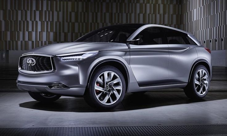 This Infiniti SUV-crossover concept looks hot. Infiniti QX Sport Inspiration Concept Previews Bold Midsize SUV http://www.autotribute.com/43885/infiniti-qx-sport-inspiration-concept-previews-bold-midsize-suv/ #Luxury #Infiniti #JapaneseLuxury #BeijingMotorShow