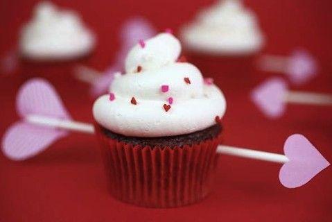 #Cupcakes di #SanValentino