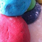 How to Make your own Playdough