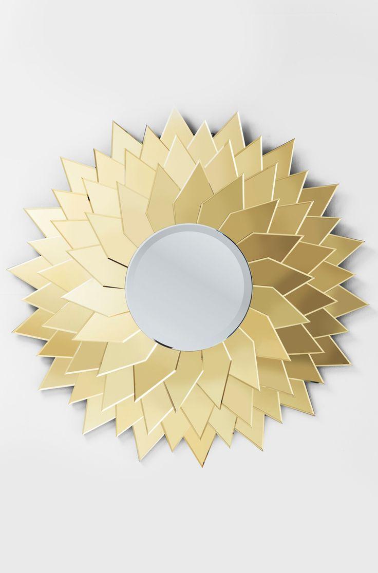Sunflower Round Mirror £675 http://www.cookesfurniture.co.uk/sunflower-round-mirror/p1958