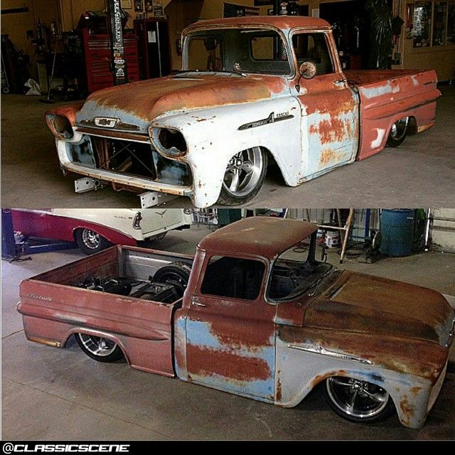 1000 Images About 1951 To 1959 Carz On Pinterest: 1000+ Images About Chevy Truck: 1959 3100 On Pinterest