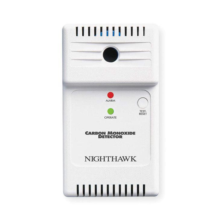 900-0033 - Direct Wire Carbon Monoxide Alarm