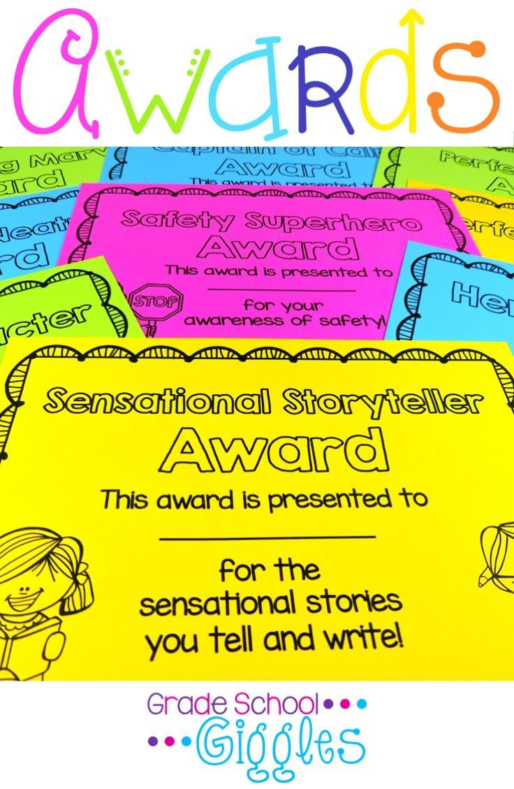 Recognition & Awards