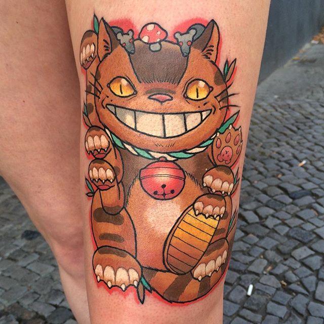 25 Japanese Katakana Tattoos: 25+ Best Ideas About Maneki Neko Tattoo On Pinterest