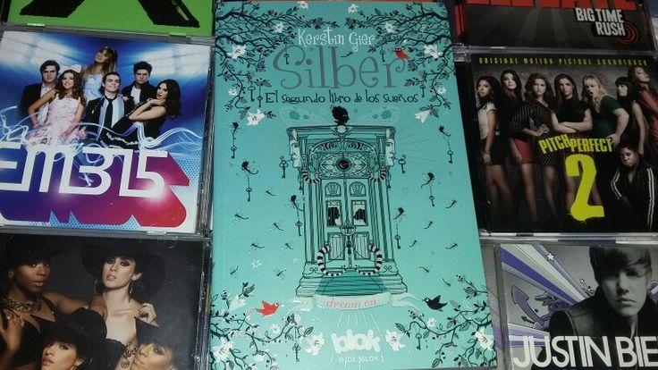 """""""Silber: El segundo libro de los sueños"""" escrito por Kerstin Gier:"""