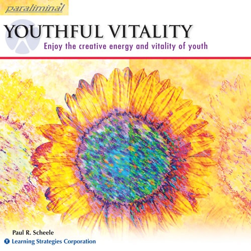 Youthful Vitality Paraliminal: Become youthful, with unbridled vitality     http://www.learningstrategies.com/Paraliminal/Youthfulness.asp