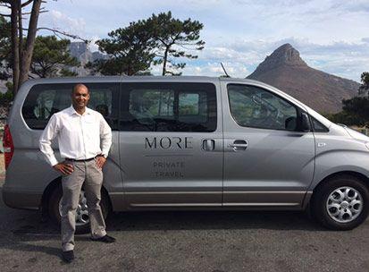 Abdul Hoosain -- Chauffer  #MOREpeople