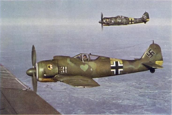 German Focke Wulf 190