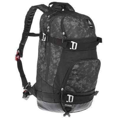 Backpacks - FS 500 23L Reverse Backpack - black Wed'ze