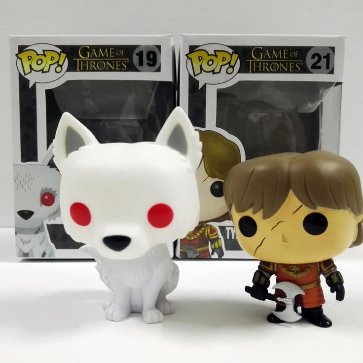 Game of Thrones Figures Tyrion Lannister in Battle Armor Ghost Vinyl Action Figures Model Toys //Price: $17.96 & FREE Shipping //     #actionfigure