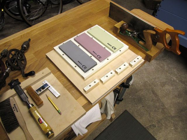 10+ images about sharpening station on Pinterest | Water trough, Hand tools and Jack o'connell