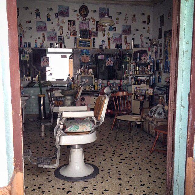 ✂️ A small barber shop in Palermo #tbt #barbershop #barbiere #Palermo #Sicilia