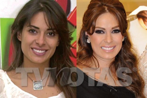 Galilea Montijo pasó de ser 'La Chica TV' a la señora de Fernando Reina.