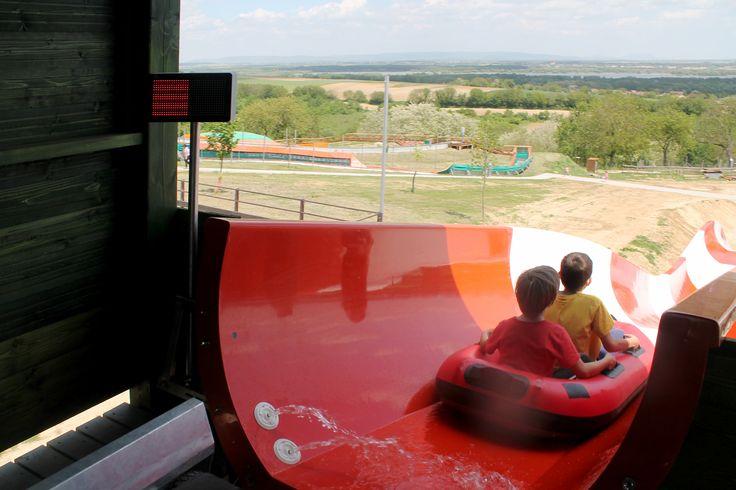 Dry-wet slide | Eleven - A magyar vízi csúszdaipar piacvezető szolgáltatója