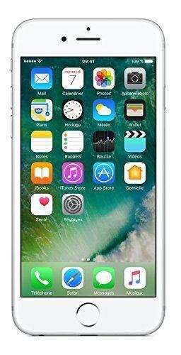 nice Apple iPhone 6s + Protector de Pantalla - Pack de iPhone 6S libre iOS (16 GB, pantalla de 4.7 pulgadas, cámara 12 MP) y protector de pantalla de cristal templado, color plata