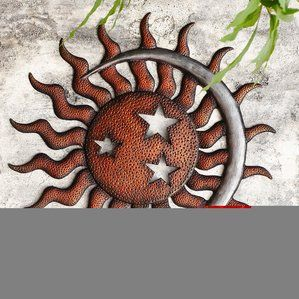 Sun, Moon and Stars Wall Decor