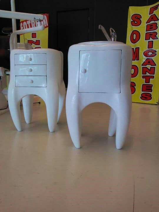 For the office dental.