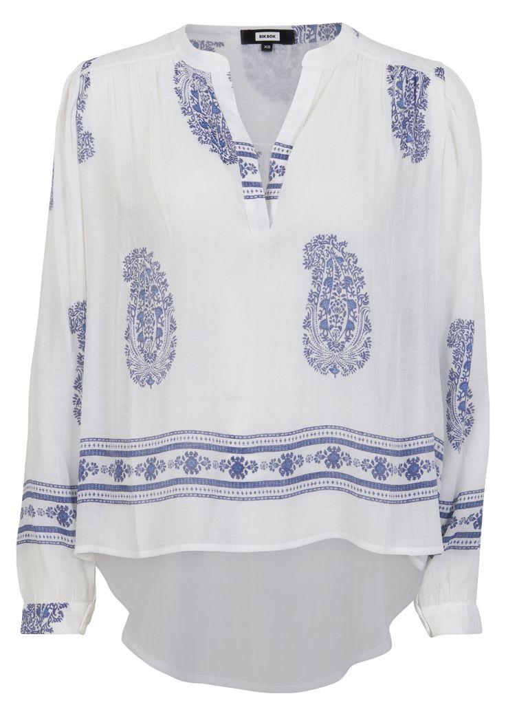 See blouse, 249,- 24,95€, week 24