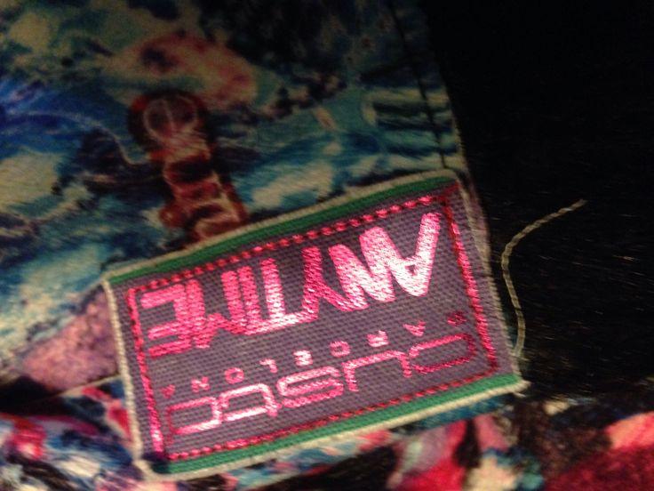 #Custo label